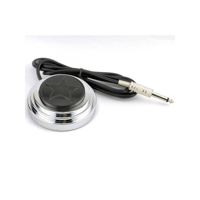 Foot switch (Silver)
