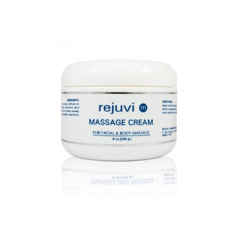 """Rejuvi """"m"""" Massage Cream (240 G.)"""