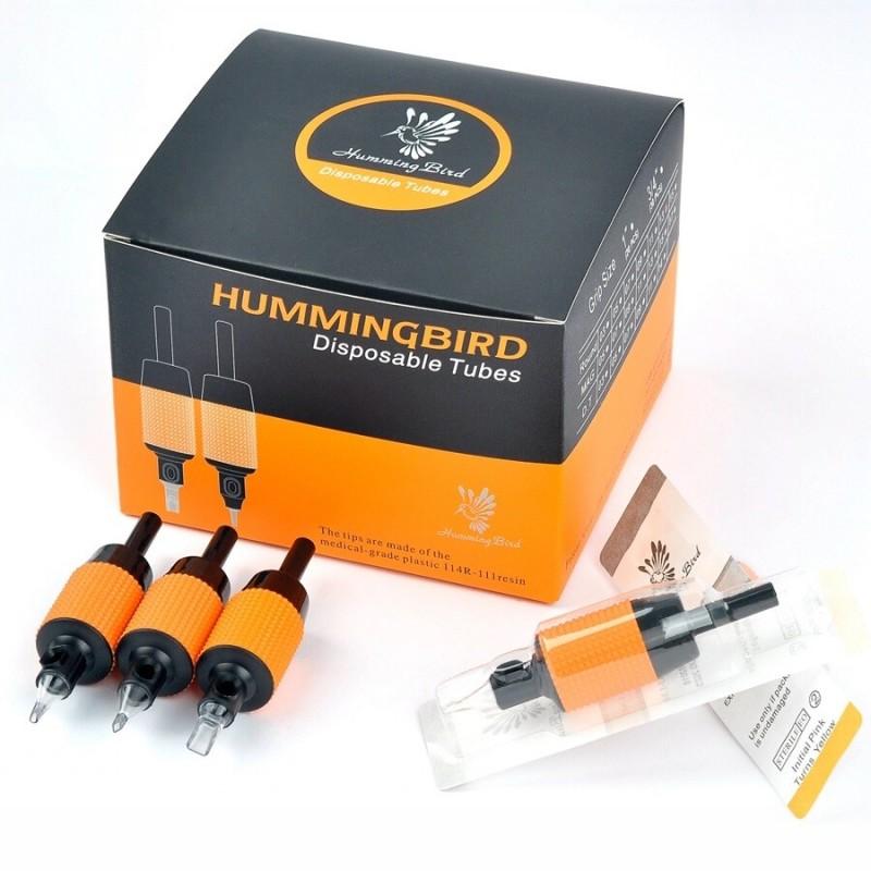 HummingBird Soft Grip Disposable Tubes ( 3 - 9 -13R, 5 - 9M) 1pcs.