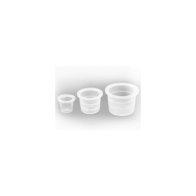 Tattoo ink cups 12 mm. (100 ps.)