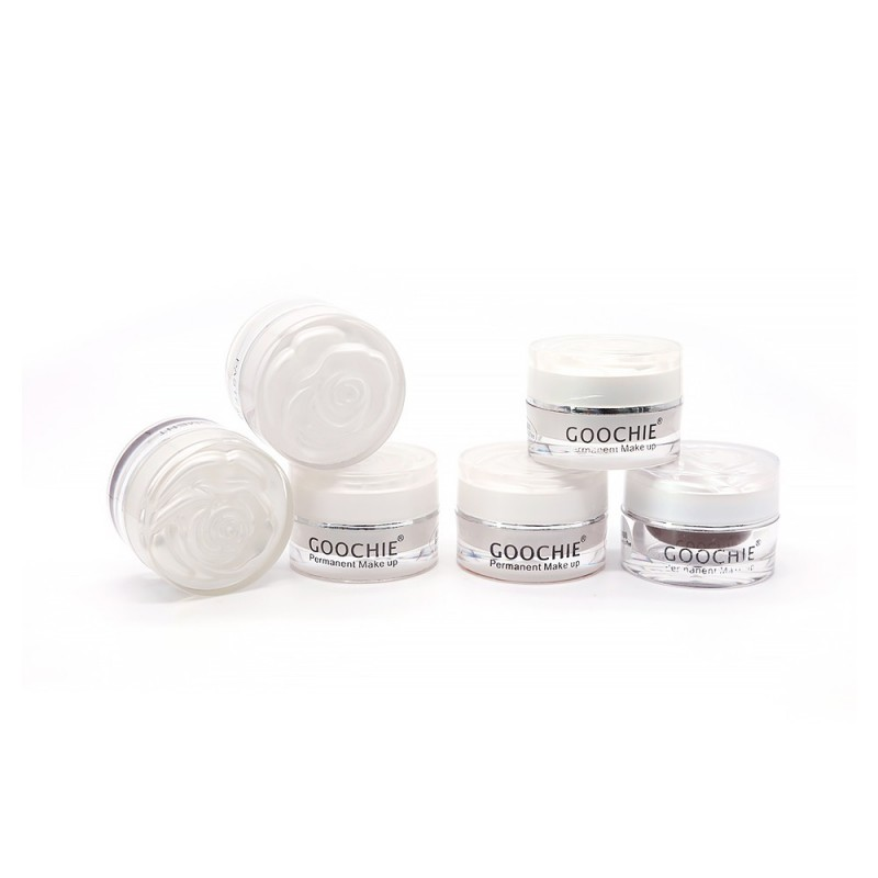 Goochie Microblading pigments (5 ml.) 1pcs.