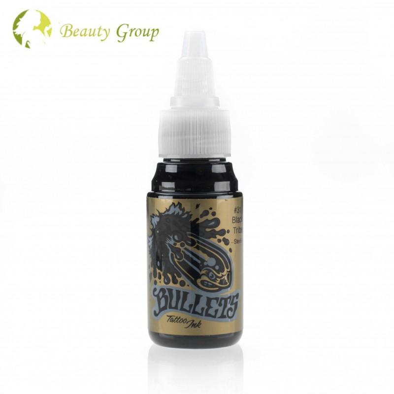Bullets pigment (BLACK TRIBE) 35ml./150 ml.