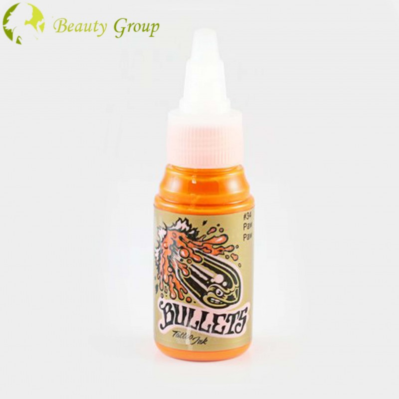 Bullets pigment (PAW PAW) 35ml.
