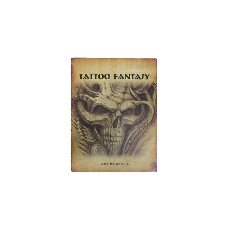 Tattoo catalog