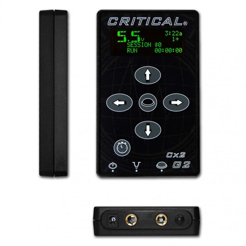 Critical Tattoo® power supply (CX-2G)