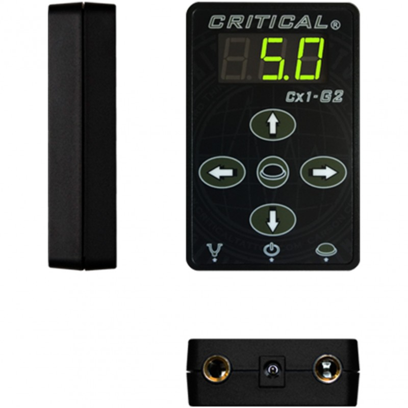 Critical Tattoo® power supply (CX1-G2)