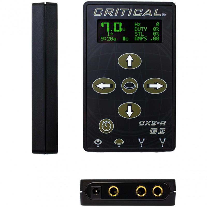 Critical Tattoo® power supply (CX2R-G2)