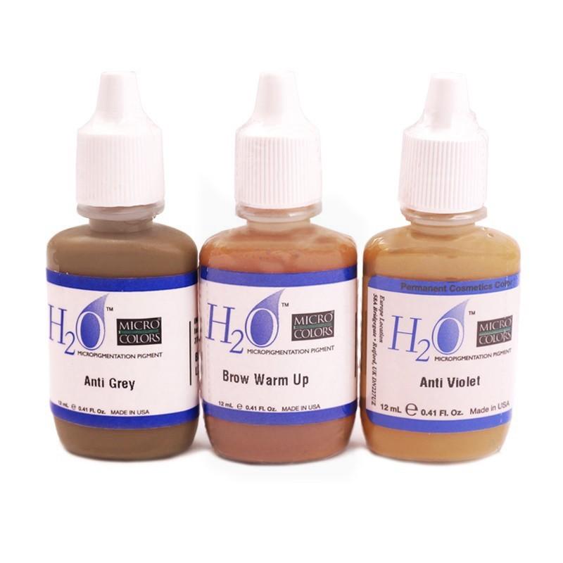 Li Pigments Micro Colors H2O correctors (12ml.)