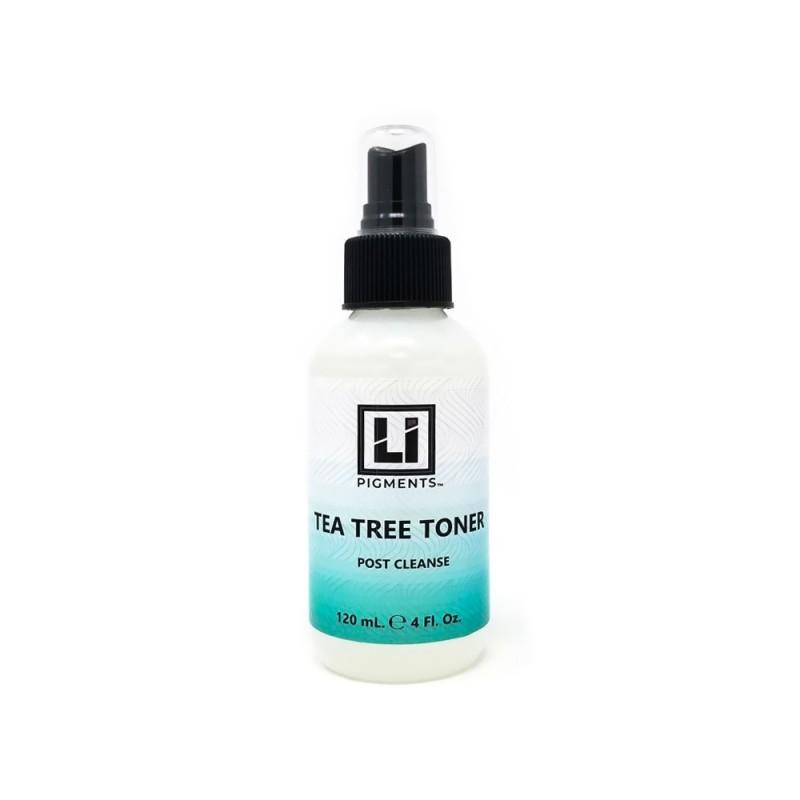 Li Pigments After-Care Tea Tree Toner (120ml.)