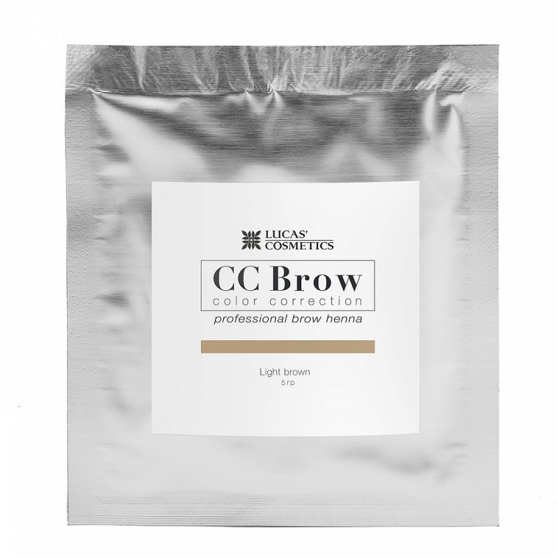 CC Brow henna pigments for eyebrows 5 - 10 g.