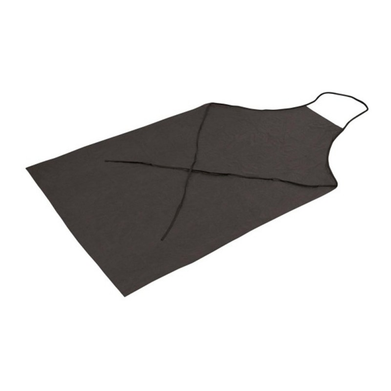 PE- black aprons with cord (50 psc.)