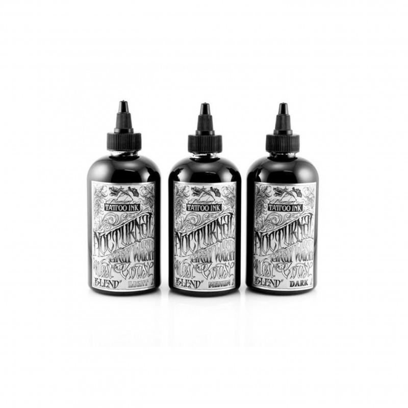 Nocturnal Ink 30 ml. - West Coast Blend 3 pcs.