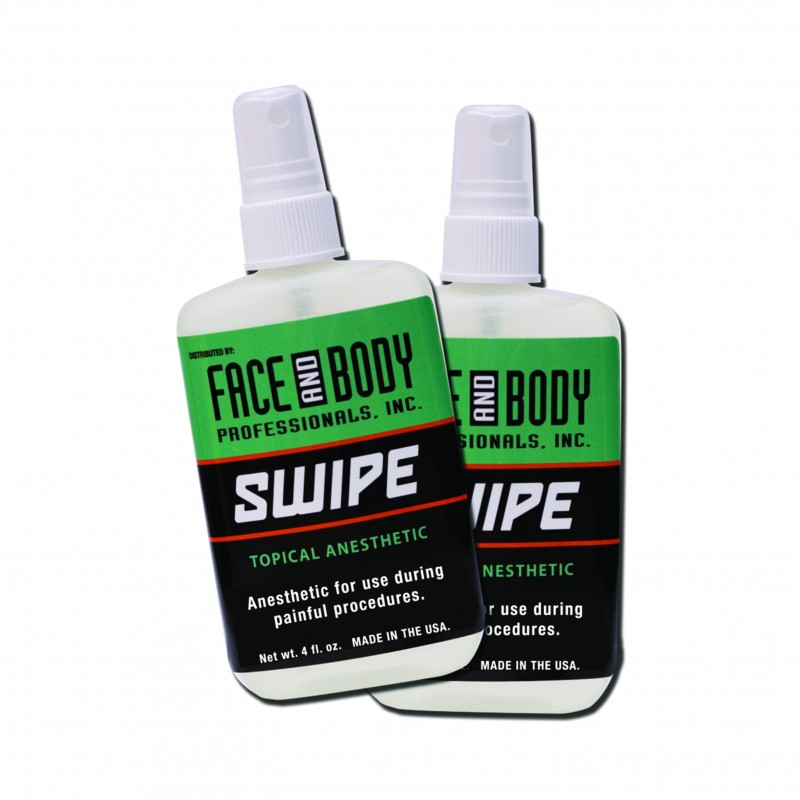 SWIPE Spray During procedure (118 ml.)