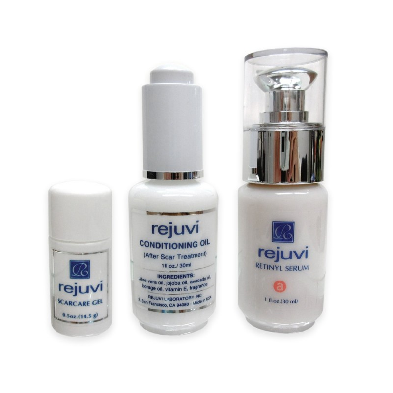 Rejuvi Scar Aftercare Kit