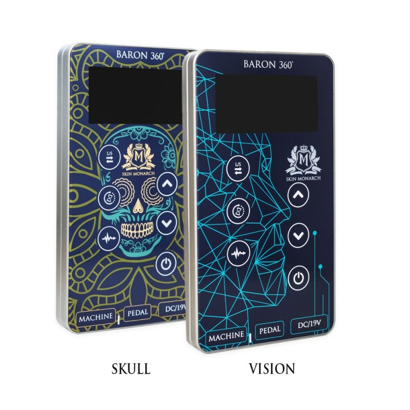 Skin Monarch Baron 360 (only power device)