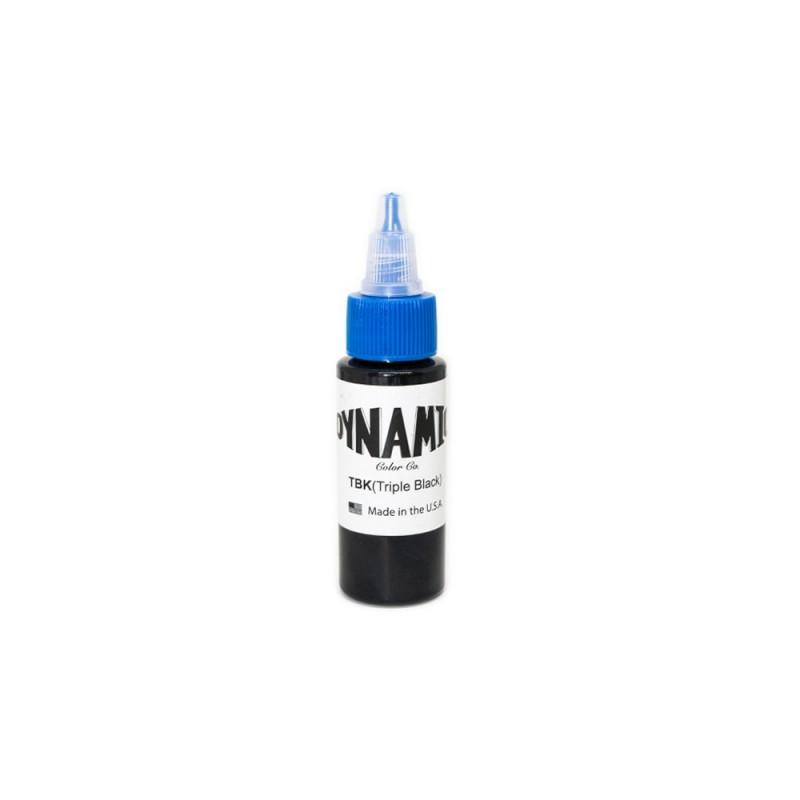 Dynamic Triple Black Ink (30ml.)