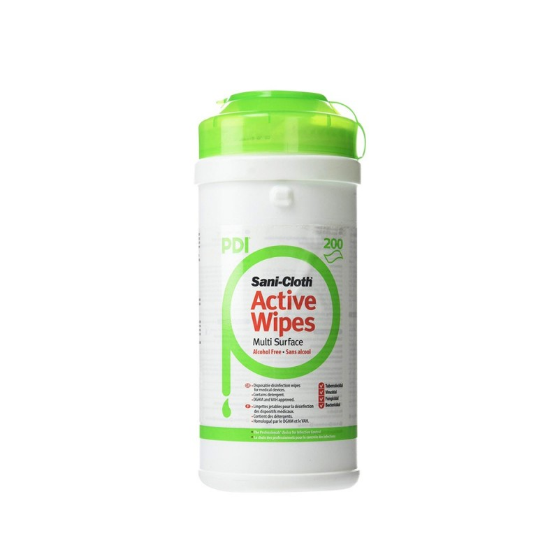 Sani-Cloth Active wipes 200pcs
