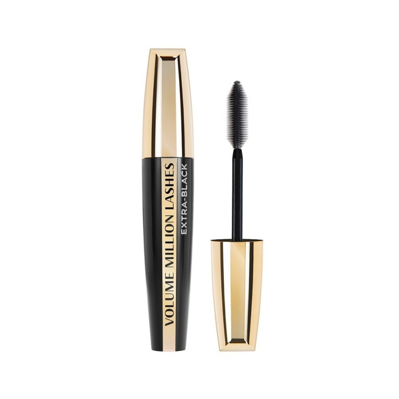 L'Oreal Volume Million Lashes Mascara- Extra Black 9ml.