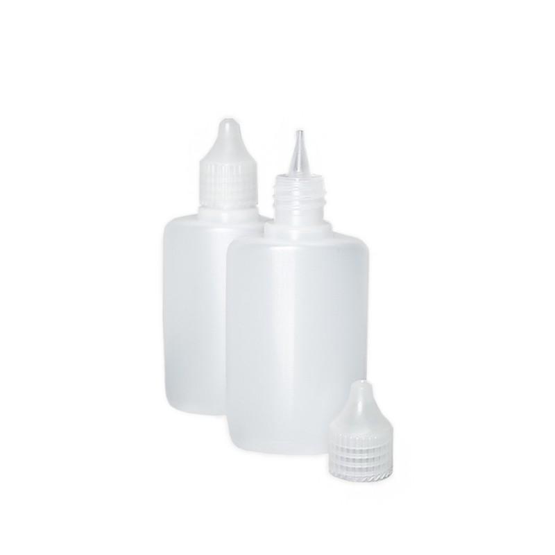 Plastic bottle for liquids 50ml (1pcs.)