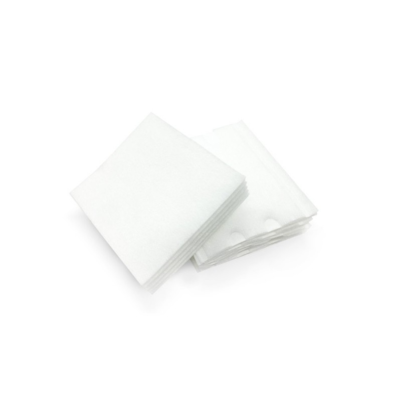 Soft square cotton pads 50 pcs.