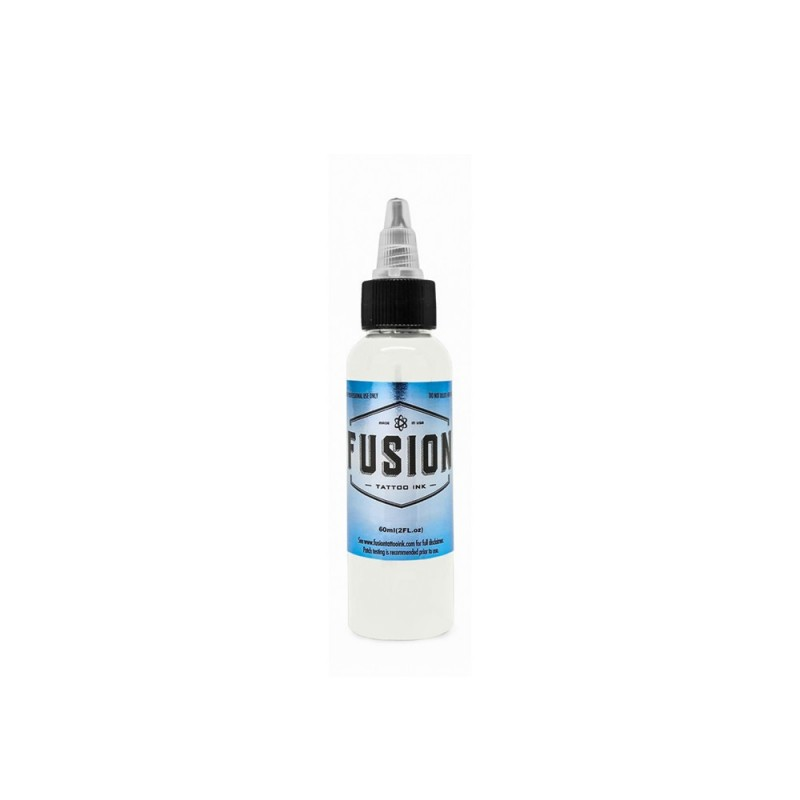 Fusion Tattoo Ink (white) 60 ml