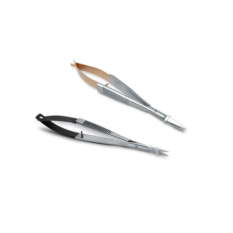 Spring Scissors (Black - Gold)