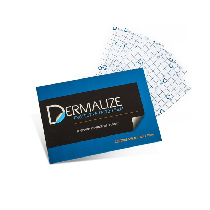 Dermalize Pro protective film (5 units of 15x10cm)