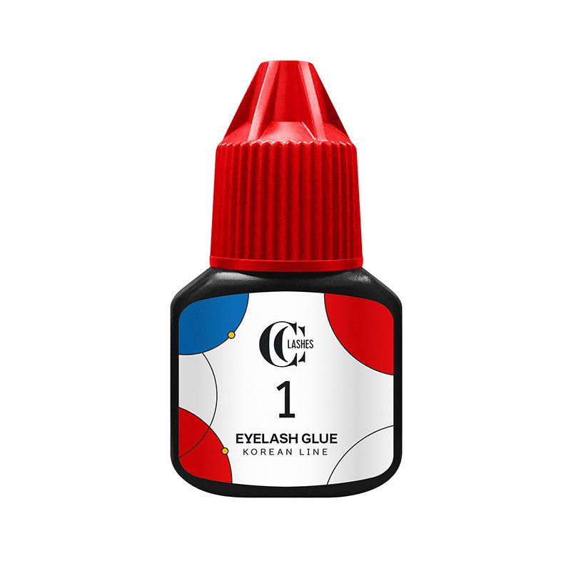 CC LASHES Eyelash Glue Korean Line (5g.)