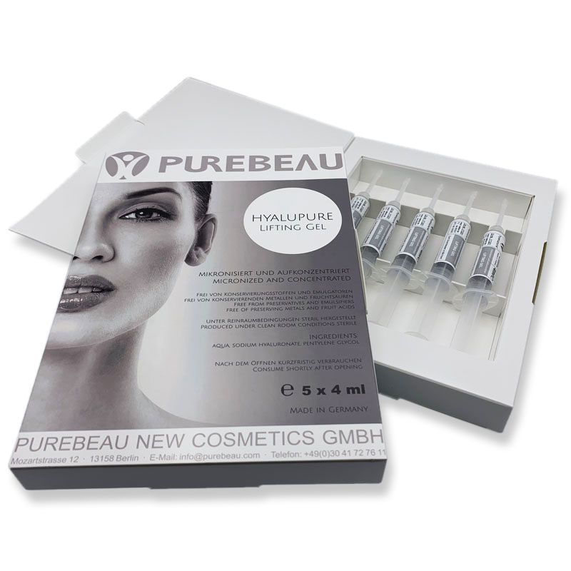 PUREBEAU Hyalupure Lifting Gel (5x4ml.)
