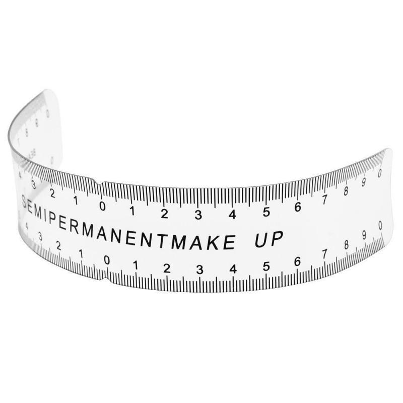 Semi Permanent Make Up Ruler