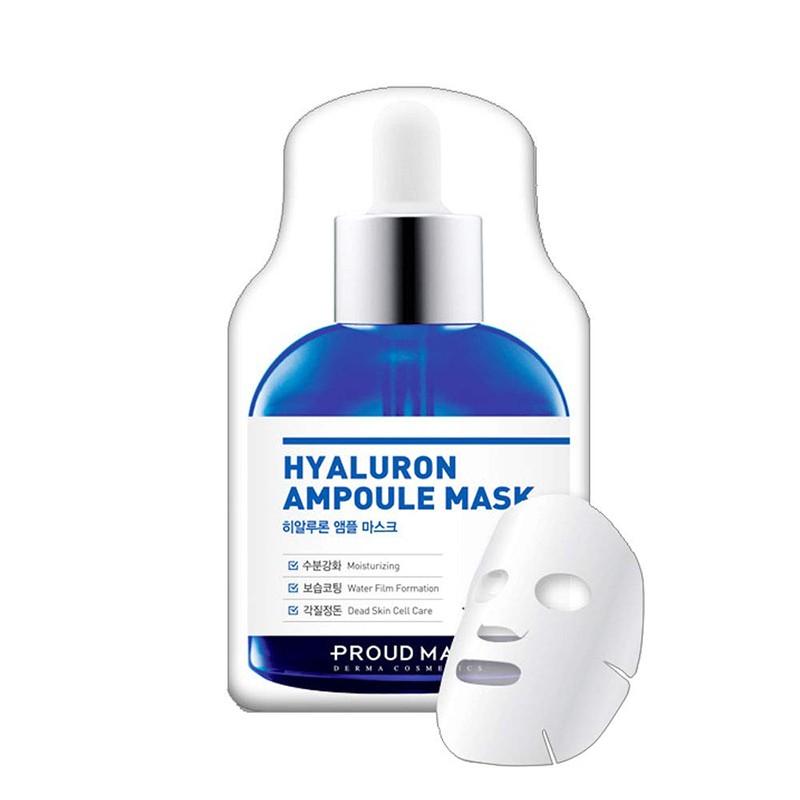 Moisturizing Hyaluron Ampoule Mask (1pcs)