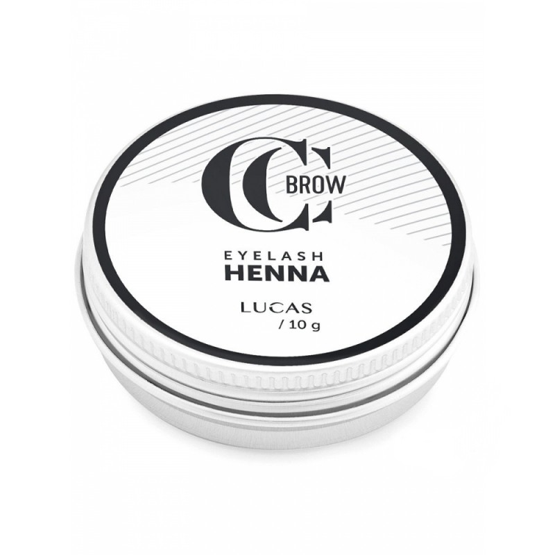 CC Eyelash And Eyebrow Henna (10gr)