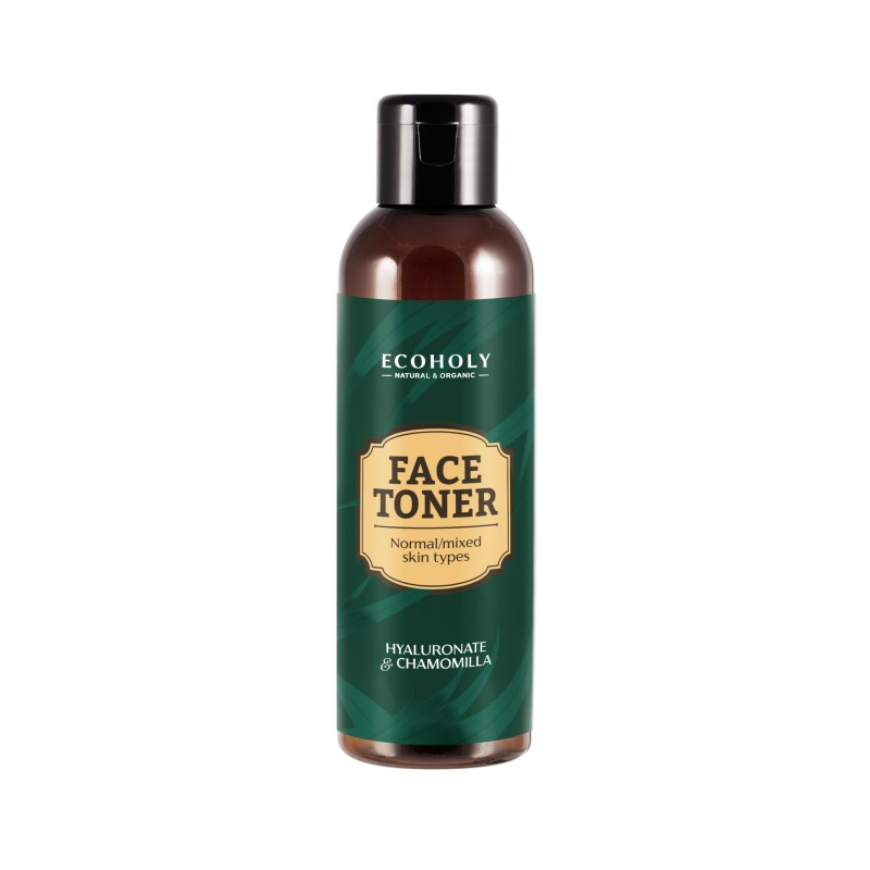 ECOHOLY Face Toner Normal/ Mixed Skin Types 150ml