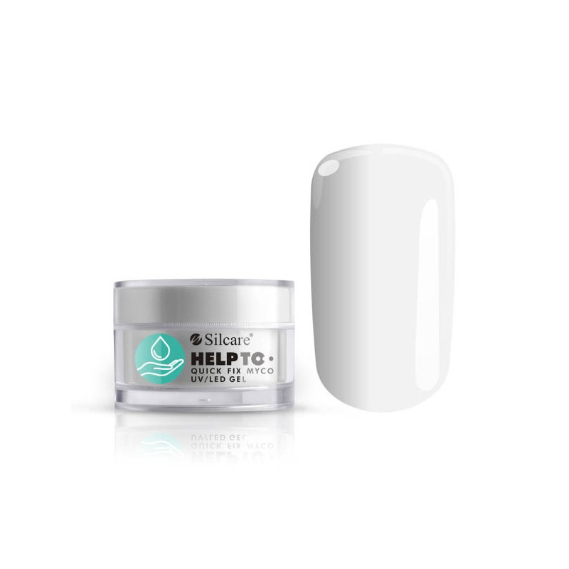 Silcare HELP TO Quick Fix Myco UV/LED Gel (15g)