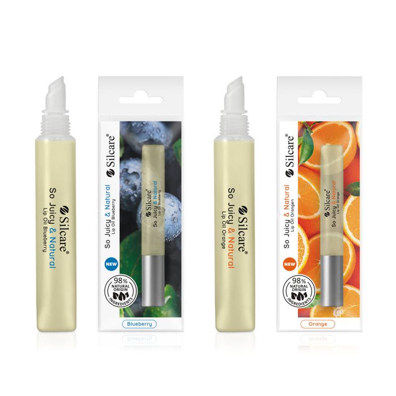 Silcare QUIN So Juicy & Natural Lip Oil (10ml)