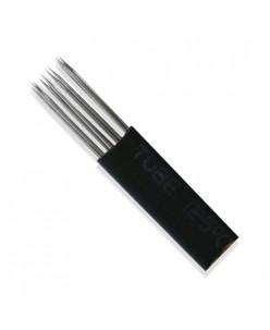 Microblading 12-galė šešėliavimo adata (3R x 4)