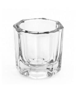 Lucas' cosmetics stiklinis indelis dažams 5ml