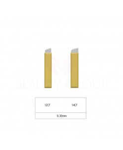 Microblading 12 - 14 CF adata- 0,30mm (1 pcs.)