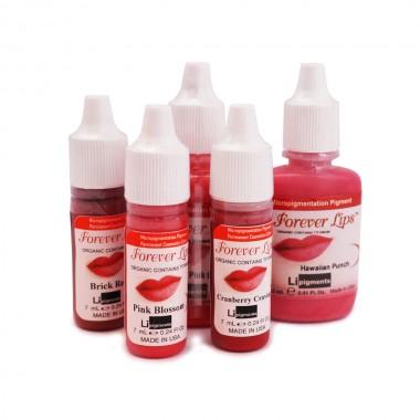 Li Pigments Forever Lip pigmentai lūpoms (7ml./12ml.)