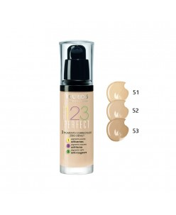 Bourjois 123 Perfect Foundation makiažo pagrindas 30ml