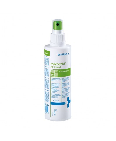 Mikrozid AF skystis (paviršių dezinfekavimui,  250 ml. / 1l)