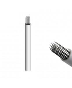 21-galė šešėliavimo adata (Balta)