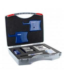 Caflon Safetec auskarų vėrimo įrankių rinkinys