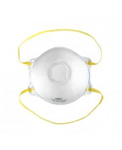 Respiratoriaus - Kaukė su vožtuvu NIOSH N95 (1vnt.)