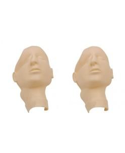Guminė odos kaukė