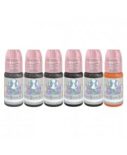 Perma Blend pigmentai galvos odai 15ml.