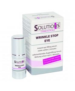 SOLUTIONS Cosmeceuticals paakių serumas nuo raukšlių (15 ml.)