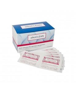 Servetėlės dezinfekcijai 70% Alkoclean, 100 vnt.