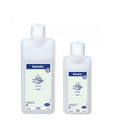 Baktolin Pure prausimosi losjonas (500 ml / 1 l.) 1 vnt.