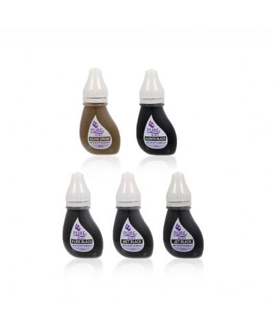 Biotouch Pure pigmentai akims (3ml.)